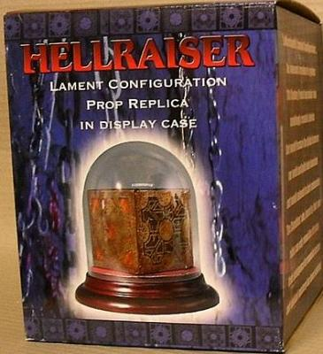 HELLRAISER PINHEAD Lament Configuration NECA WÜRFEL 500 ltd NEW