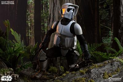 Star Wars Scout Trooper Sideshow