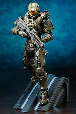 HALO MASTER CHIEF ARTFX STATUE