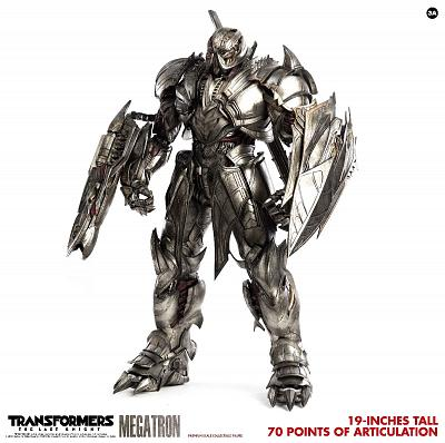 Transformers The Last Knight: Deluxe 19 inch Megatron Action Fig