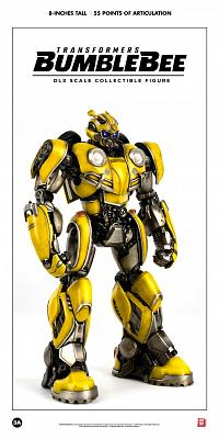 Transformers: Bumblebee Movie - DLX Bumblebee Figure