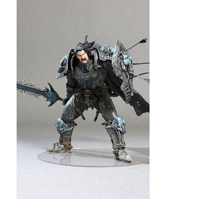 World Of Warcraft Series 2 Figure Human Warrior Archilon Shadowh