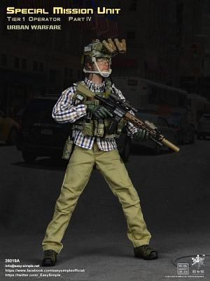 SMU Tier-1 Operator Part IV - Urban Warfare