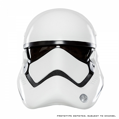 Star Wars The Force Awakens: First Order Stormtrooper Helmet