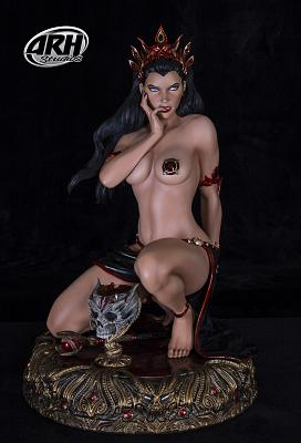 Special Edition Arkhalla Hell\'s Fire 1:3 Scale Statue
