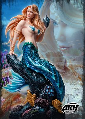 Arhian: Sharleze the Good Mermaid Human Skin Version 1:4 Scale S