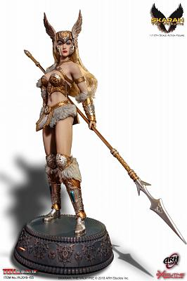 Skarah the Valkyrie 1:12 Scale Action Figure