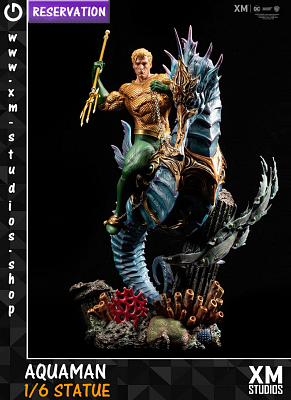 XM Studios Aquaman 1/6 Premium Collectibles Statue