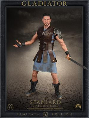 Gladiator: The Spaniard 1:6 Scale Figure Limited Edition