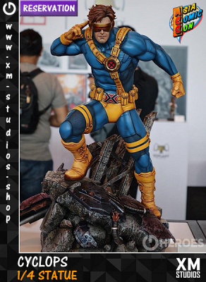 XM Studios Cyclops - One Torso 1/4 Premium Collectibles Statue