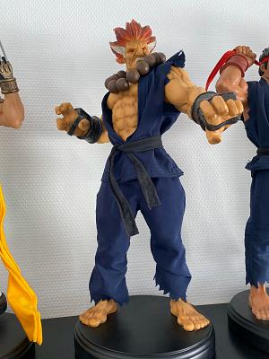 Street Fighter: Classic - Akuma 1/4 Mixed Media Statue
