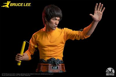 Bruce Lee Life Sized Bust