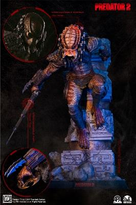 Predator 2: Ultimate City Hunter Predator 1:4 Scale Statue