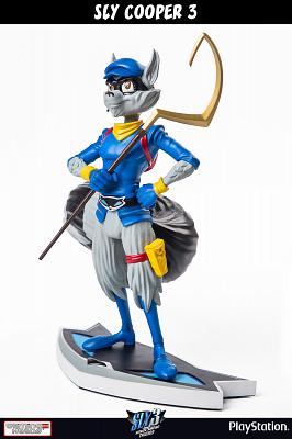 Sly Cooper 3: Sly Cooper Classic Edition 1:6 Scale Statue