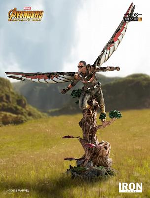 Marvel: Avengers Infinity War - Falcon 1:10 Scale Statue