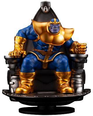 Marvel: Thanos on Space Throne 1:6 Scale Fine Art Statue