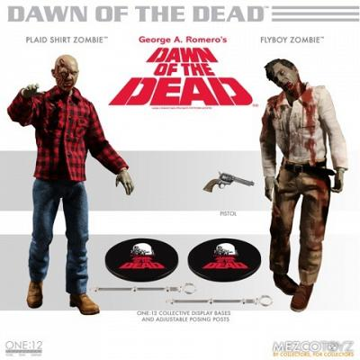 The One:12 Collective: Dawn of the Dead Boxed Set