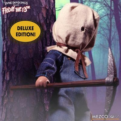 Livving Dead Dolls: Deluxe Jason Voorhees Action Figure