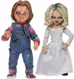 Chucky: Ultimate Chucky and Tiffany 7 inch Scale Action Figure 2