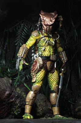 Predator: Ultimate Elder - The Golden Angel 7 inch Scale Action