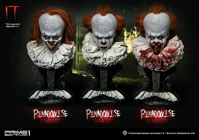 IT: Pennywise 1:2 Scale Bust Set