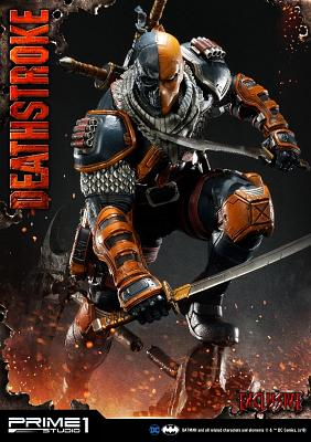 DC Comics: Exclusive Deathstroke 1:3 Scale Statue