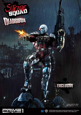 DC Comics: Suicide Squad Comics - Exclusive Deadshot 35 inch Sta