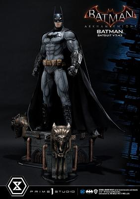 DC Comics: Batman Arkham Knight - Batman Batsuit V7.43 Statue
