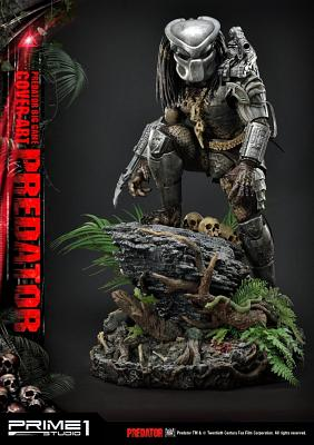 Predator Comics: Deluxe Big Game Cover Art Predator Statue