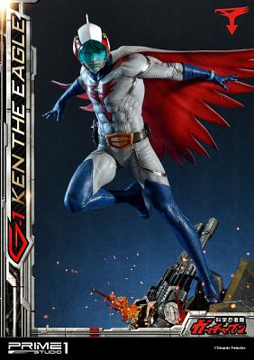 Gatchaman: Ken the Eagle 1:4 Scale Statue