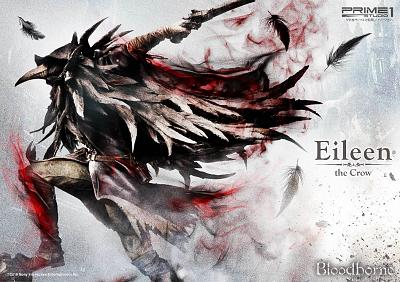 Bloodborne: The Old Hunters - Exclusive Eileen The Crow Statue