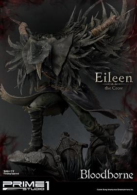 Bloodborne: The Old Hunters - Eileen The Crow Statue