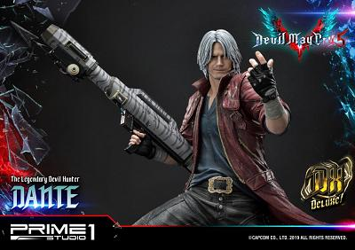 Devil May Cry 5: Deluxe Dante Statue