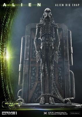 Alien: Big Chap Museum 3D Wall Art