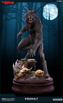 The Howling: Regular Werewolf 1:4 scale Statue The Howling: Regu