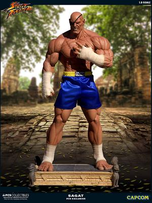 Street Fighter: Exclusive Sagat 1:3 Scale Statue