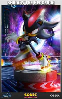 Sonic: Shadow the Hedgehog Statue (Standard Edition)