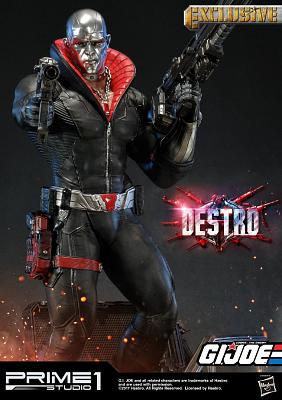 G.I. Joe: Exclusive Destro 27 inch Statue