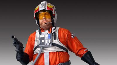 SDCC EXCLUSIVE: GENTLE GIANT'S PORKINS BUST