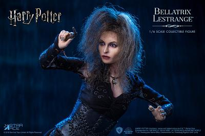 Harry Potter: Bellatrix Lestrange 1:6 Scale Figure