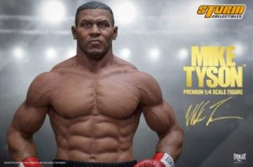 Boxing Champion: Mike Tyson 1:4 Premium Figure