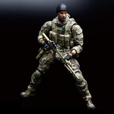 "Medal of Honor Warfighter: Tom ""Preacher\"" Play Arts Kai AF"