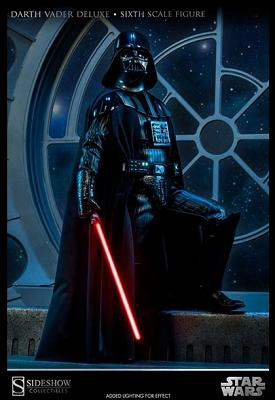 Star Wars: Darth Vader Deluxe Sixth Scale Figure