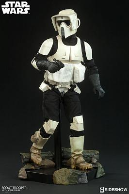 Star Wars: Return of the Jedi - Scout Trooper 1:6 Scale Figure