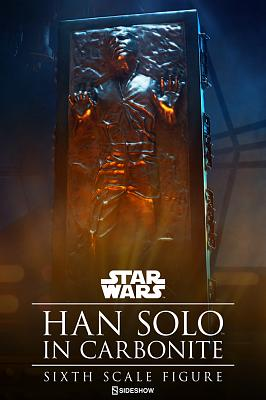 Star Wars: Han Solo in Carbonite 1:6 scale Figure