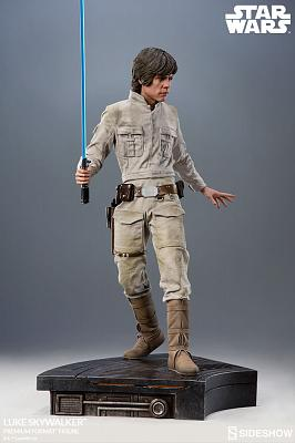 Star Wars - The Empire Strikes Back : Luke Skywalker Premium Sta
