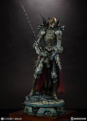 Court of the Dead: Mortighull Risen Reaper General Statue
