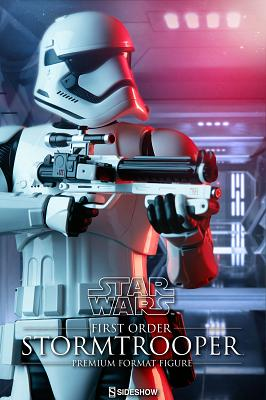 Star Wars The Force Awakens: First Order Stormtrooper PF