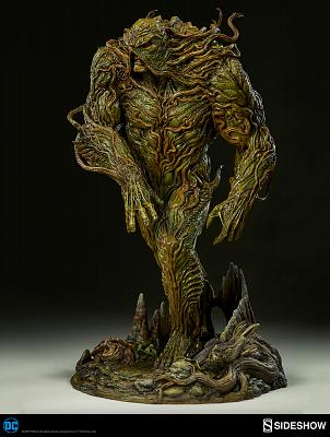 DC Comics: Swamp Thing Maquette