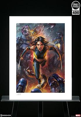 Marvel: X-Men - X-23 Unframed Art Print